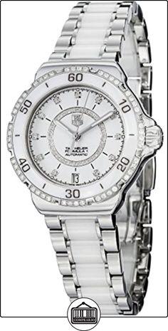 TAG Heuer WAU2213.BA0861 Formula 1 - Reloj automático  ✿ Relojes para hombre - (Lujo) ✿