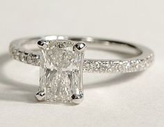 """Dangerous: bluenile.com's """"recently purchased engagement rings"""" section."""