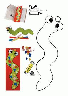 Yılan Kalıbı. Snake printable. Molde del serpiente. змея.