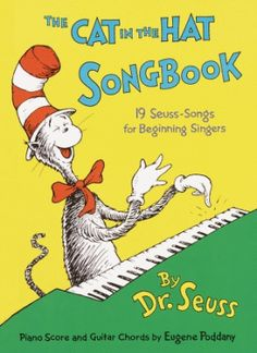 The Cat in the Hat Songbook | Dr. Seuss Books | SeussvilleR
