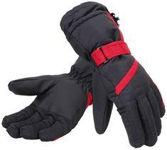 Peter Storm Thinsulate Double Fleece Handschuhe Outdoor Bekleidung Schwarz Handschuhe Bekleidung