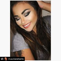 @mua.kiaraharris is our makeup inspiration of the day wearing American Eyecon Eyebrow Palette (EBK805-A) in Auburn and Madly Matte Lip Gloss in Dusty Rose (1647). #kleancolor #repost #makeup #motd #makeupinspo #americaneyecon #eyebrows #madlymatte #lipgloss #lippie #lips #mattelipgloss #dustyrose #cosmetics #beauty #mua
