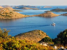 Why we love it: Twenty-two miles long, the Kornati archipelago—also known as the Stomorski islands—is a nautical paradise. With more than 140 islands, the Kornati islands are the densest archipelago in the Mediterranean, but surprisingly lack any permanent settlements. Both land and sea are protected as part of the Kornati National Park, which means the waters (and beaches) here are some of the cleanest in the country.