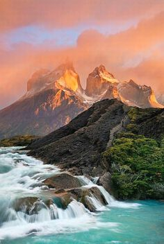 ✯ South America - River