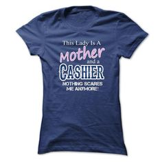 Cashier T Shirts, Hoodies. Get it here ==► https://www.sunfrog.com/No-Category/Cashier-68474462-Ladies.html?57074 $19