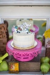 I revamped a set of vintage salt and pepper shakers to be used as cake toppers for a folksy Mexican themed wedding in Santa Barbara. Rock n Roll Bride has some lovely photos and great wedding ideas. They recently featured this event.