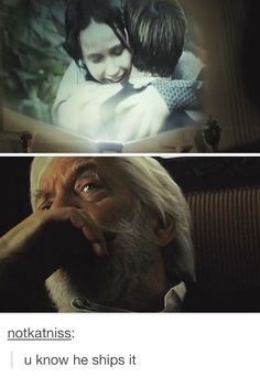 Lol haha funny pics / pictures / Hunger Games Humor / Catching Fire / President Snow / Katniss / Peeta