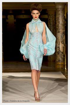 JEAN DOUCET - Créateur - Styliste Couture - Nouvelle Collection