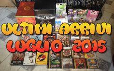 Collezione Videogames: Ultimi Arrivi Luglio 2015