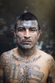 MS-13 by Adam Hinton, El Salvador