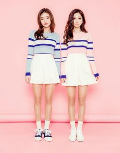 Ref (Sitter Models) x Minswara Kawaii Fashion, Cute Fashion, Fashion Clothes, Girl Fashion, Vintage Fashion, Fashion Looks, Fashion Outfits, Korea Fashion, Asian Fashion