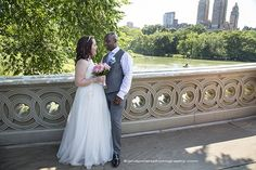 Spotlight on perhaps the most famous location in Central Park; Bow Bridge https://wedincentralpark.wordpress.com/2017/08/18/bow-bridge-in-central-park/