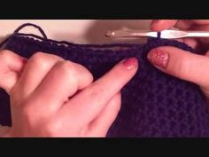 How to make a crochet hat for beginners  (DOING THIS ONE NOW!!)