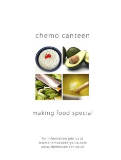 Have you joined The Chemo Cookery Club? Just go to our website and register. It is totally free and has lots of great food tips, ideas and recipes. Please tell all your friends about. Thanks Penny