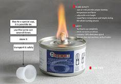 Combustibil Lichid pentru Chafing Dish  'Hendi' conserva cu fitil; Derivat din dietilen glicol, arde fara funingine si fara miros;   Unitate de comanda 72buc, 200gr/buc Combustibil Lichid Chafing Dish- Conserva cu Fitil;  Conserva nu se incinge, nu e nevoie de un suport special; Se poate folosi de mai multe ori aceeasi conserva de combustibil lichid chafing dish; Combustibil Lichid Chafing Dish Hendi cu durata foarte mare de ardere, 6 ore; Chafing Dishes, Kitchen, Cooking, Kitchens, Cuisine, Cucina
