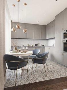 30 Best Kitchen Design Ideas To Inspire You Kitchen Interior Design Design Ideas Inspire Kitchen Kitchen Interior, Industrial Style Kitchen, Kitchen Remodel, Kitchen Decor, Kitchen Decor Modern, Contemporary Kitchen, Open Plan Kitchen, Home Kitchens, Kitchen Renovation