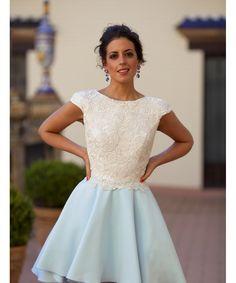 Vestido Neopreno Mod.Elsa - Silvia Navarro, S.L.