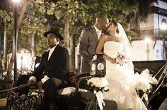 The ride in carriages  #mibodaencartagena  #bodascartagena #weddingplannercartagena #organizadorabodas #weddingplanner#cartagena @mibodaencartagena
