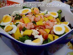 35 Sugestões de saladas para o Verão