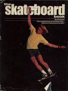vintage skateboard book