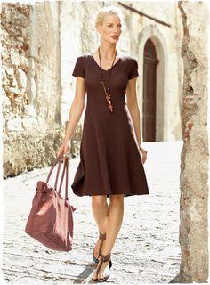Great work-appropriate summer dress
