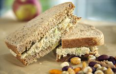 Tunno Sandwiches — Delicious TV Made with artichokes and chickpeas