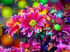 Title:Heavenly Flowers; Artist Name:Brian Exton; Description: This outstanding piece of art has been created ...; Art Form:Digital Art / Computer Art; Style:Photorealism; Media:Digital; Genre:Decorative