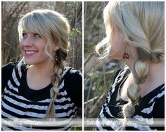 Twist Me Pretty: Topsy Tail Revisited- Fishtail