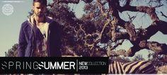 """Inspirada no tema """"a Globalização"""", a SMK Jeans aposta nas cores frias e suaves combinadas com aplicações grunge para esta coleção primavera /verão 2013."""