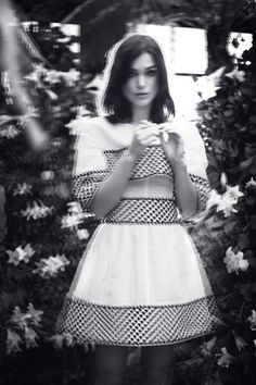 keira knightley  by emily hope for rika spring 2013 AMAZING!