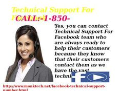 Why Should I Opt For Technical Support For Facebook 1-850-316-4897? You should opt for Technical Support For Facebook service to overcome all your issues related to your problems. We have highly experienced and talented techies who can handle any kind of issues related to the Facebook account. So, dial on our toll free number 1-850-316-4897 and get in touch with us to get your problems solved as soon as possible.