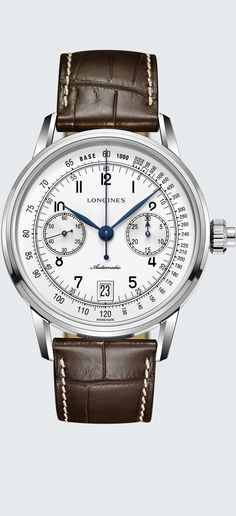 Watch zoom Heritage Collection L2.800.4.23.2