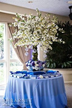 Escort Cards Table