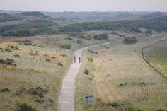 Eindeloze fietspaden 't Oerd #Ameland