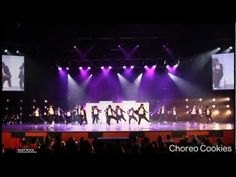Choreo Cookies - Body Rock 2012 (MJ Performance)-- Wish I'd realized that Body Rock was last weekend. So would have gone! Choreo Cookies, awesome! #dance