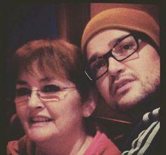 The Script - Danny with his mum