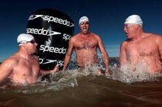 International Ice Swimming Association - Brrrrrr!,,, not for me!