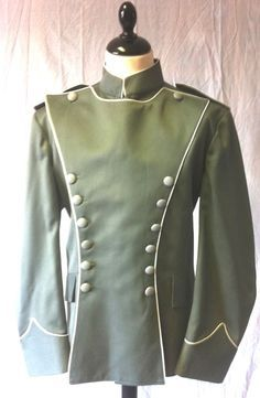 WW1 Imperial German fighter pilots tunic