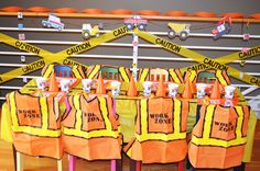 """A """"How To"""" Construction & Truck Birthday Party 