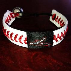 Wear the Game Baseball Bracelet