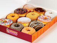 What Should Be Your Dunkin Donuts Order? Dunkin Donuts Donut Flavors, Best Dunkin Donuts Drinks, Easy Donut Recipe, Donut Recipes, Donat Maker, Delicious Donuts, Yummy Food, Dunkin Dounuts, Doughnut Shop
