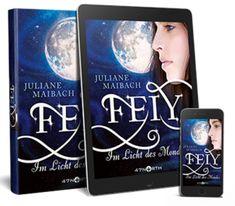 """Lesemappe: *Rezension*  Feiy (#1) - Im Licht des Mondes """"Juli..."""