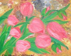 Tulips10 by Elizabeth Janus
