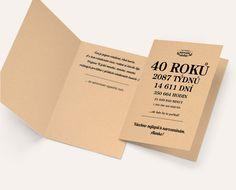 Blahopřání k narozeninám nebo k výročí svatby | Lepilova.cz Place Cards, Place Card Holders, Cards Against Humanity