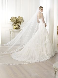 Свадебное платье Pronovias LAVERNA
