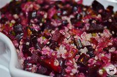 Talos e folhas de beterraba são ricos em nutrientes podendo ser utilizados para preparar sucos, bolinhos, bolos, pães, panquecas, sopas, fa...
