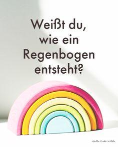 Annegret Einhorn Und Der Regenbogen Lerngeschichte Fur Kinder Hallo Liebe Wolke Lernen Regenbogen Regenbogen Kindergarten