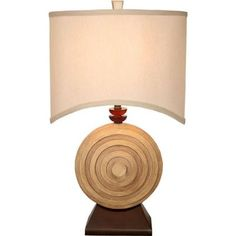 Filament Design Century 29.5 in. Honeycomb and Copper Table Lamp-ECO-VT8280557 - The Home Depot