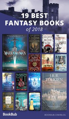 These are 19 of the best fantasy books of 2018 (so far!) If you're looking for an adventurous, magical read, choose from this list! Add a little magic to your reading list! With new releases from Haruki Murakami, Tomi Adeyemi, and more. Ya Books, Book Club Books, I Love Books, Book Lists, Good Books, Books To Read In Your Teens, Sci Fi Books, Reading Lists, Book Suggestions