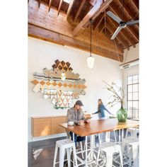 Stop #3 on the upcoming Design Crawl is The Commissary Cafe.  This project, designed by  Guggenheim Architecture + Design Studio, won the Best Of award for the Hospitality/Restaurant/Retail category at the 2014 DEA Awards! Get your Design Crawl Tickets today!